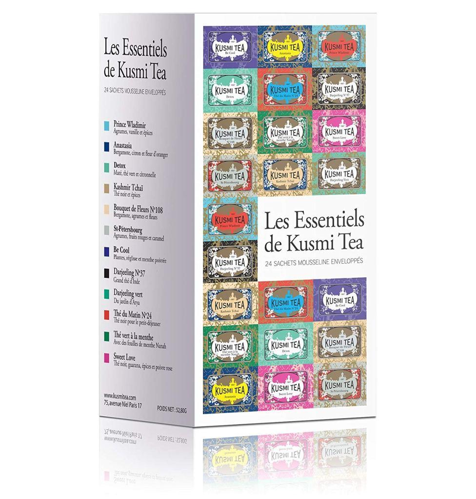 kusmi tea variety pack