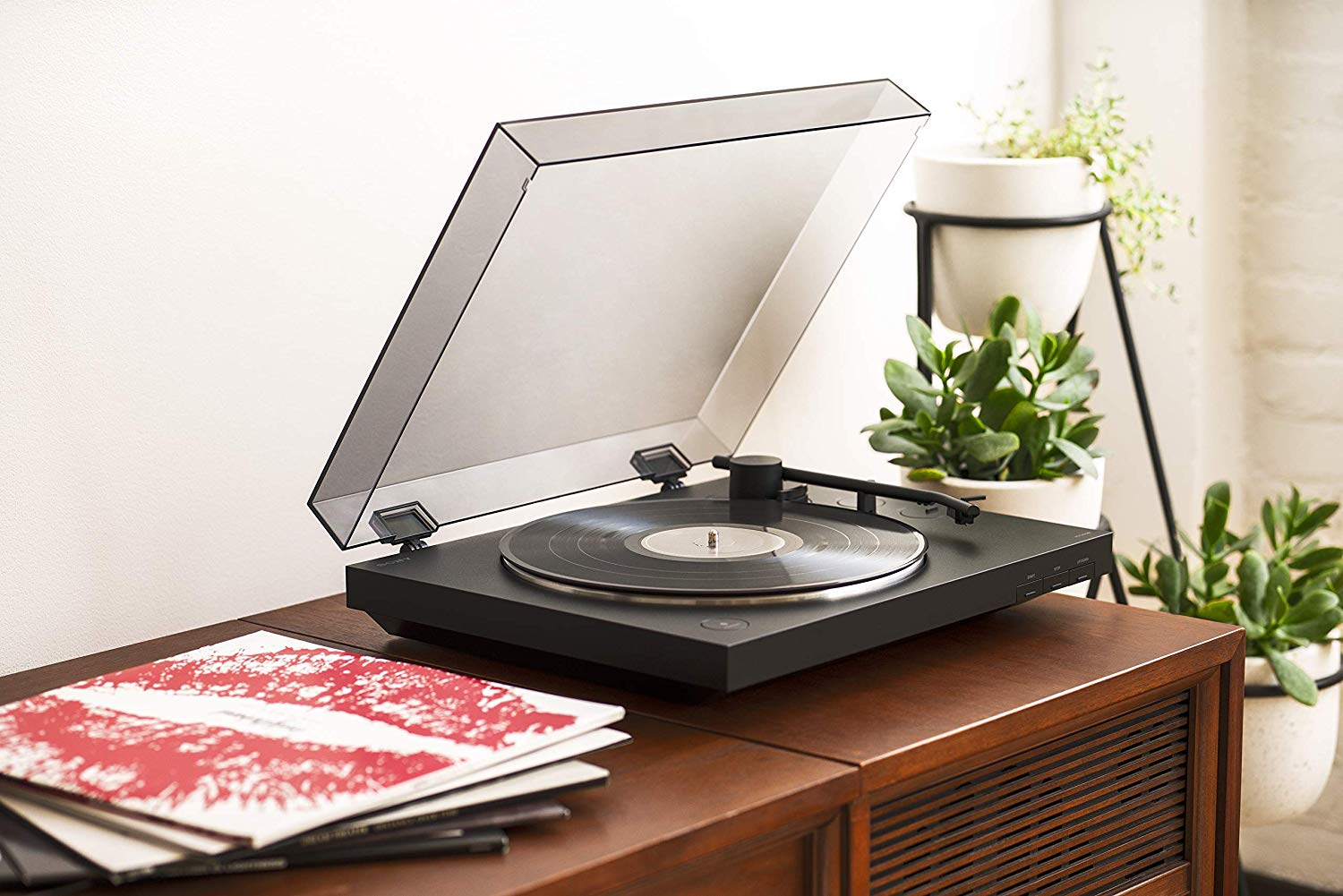 sony record player reviewed