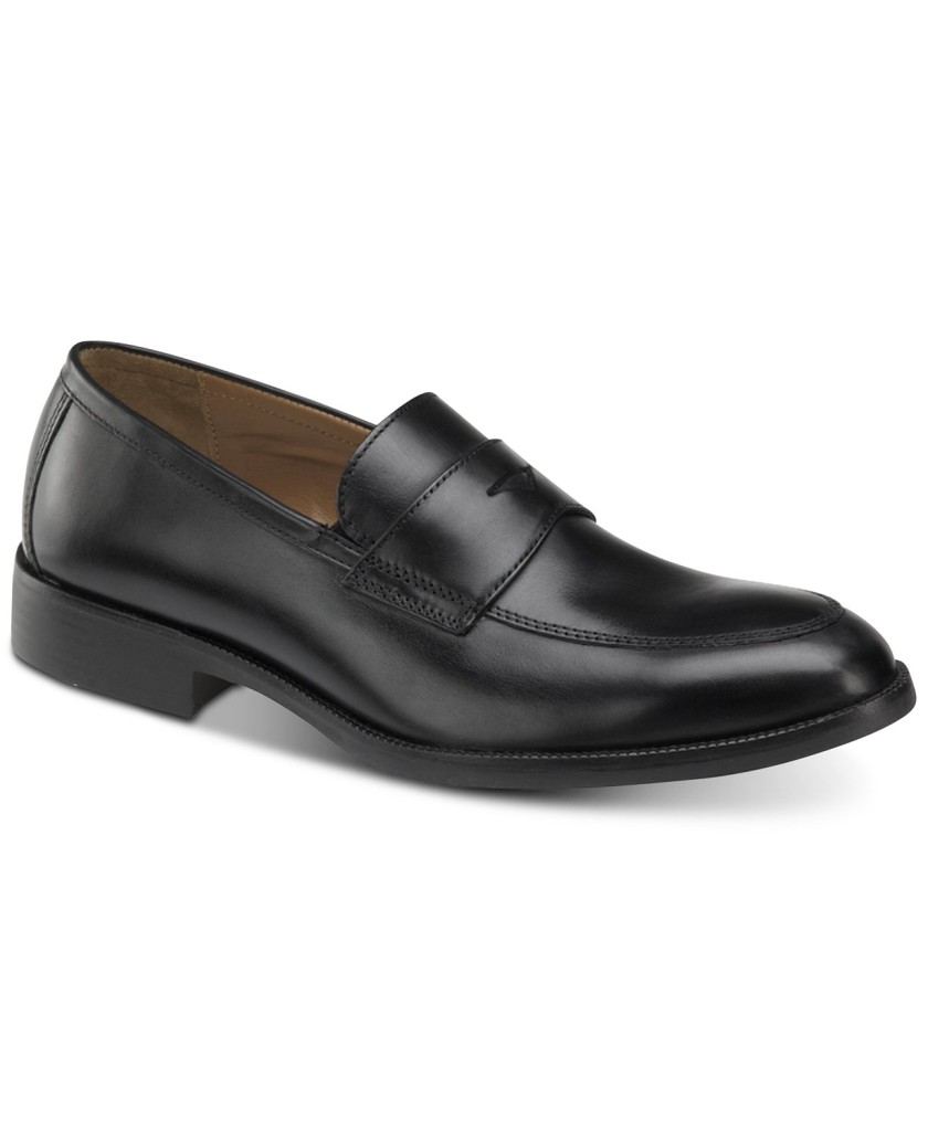 mens penny loafers