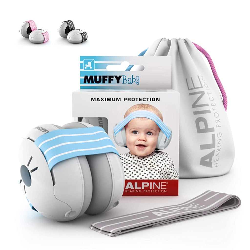 Alpine Muffy Baby Ear Protection Earmuffs