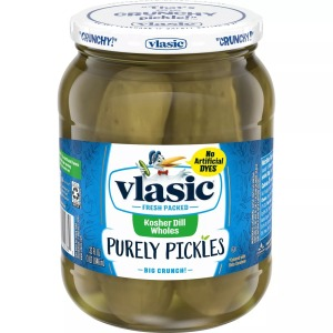 Vlasic Purely Pickles, Best Hangover Cures