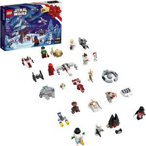 adult advent calendars Lego