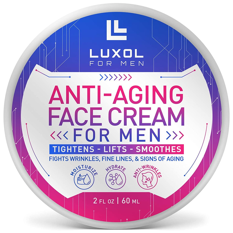 Luxol anti-aging face cream moisturizer