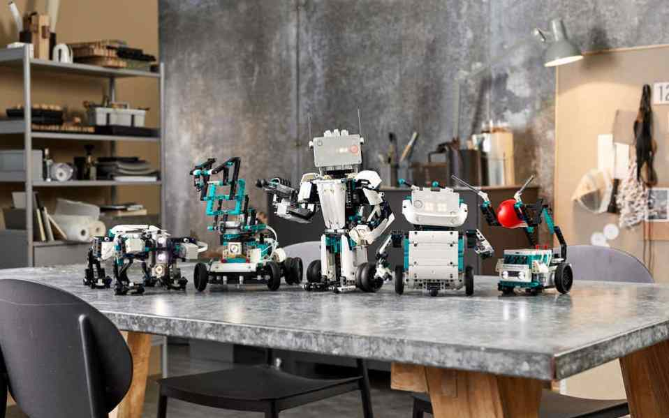 lego Mindstorms - best toys of