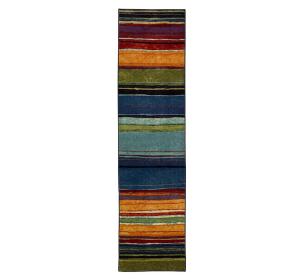 machine washable mohawk home rainbow rug