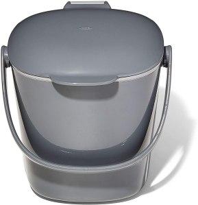 OXO good grips compost bin, best compost bins