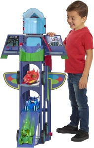 PJ Masks transformer toy