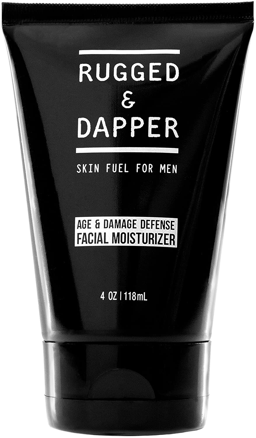 rugged and dapper face moisturier for men skin care lotion