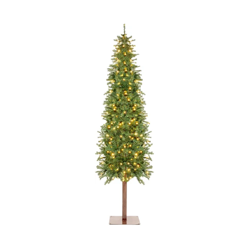 artificial christmas tree best choice products