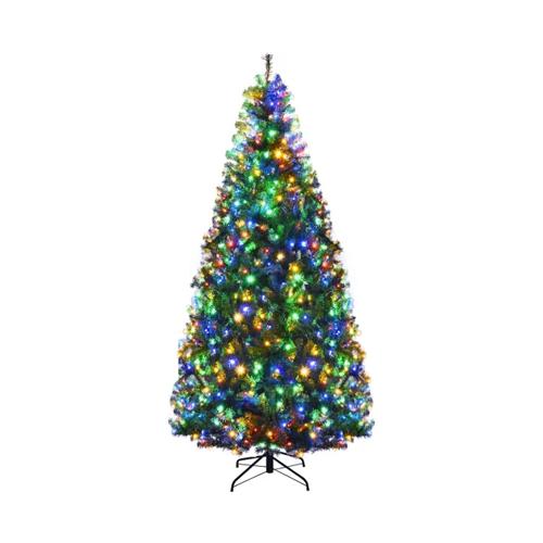 artificial christmas tree goplus