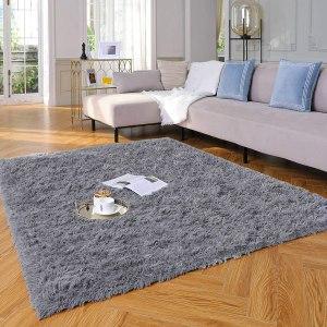 yome machine washable area rug
