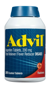 best hangover cures - Advil Coated Tablets (300 Count)