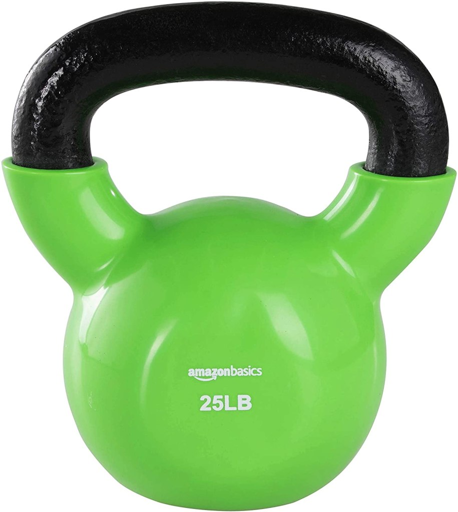 best kettle bells - amazon basics
