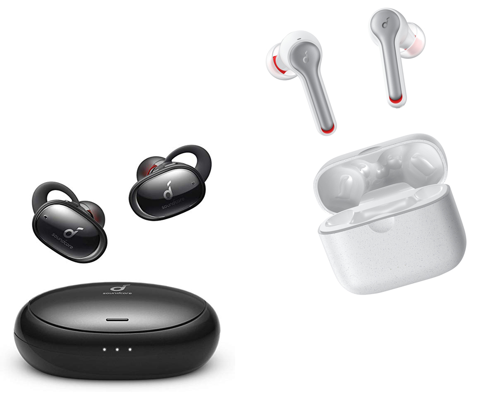 Anker Soundcore Liberty 2 and Liberty Air 2 Wireless Earbuds- Best Gifts Under $100
