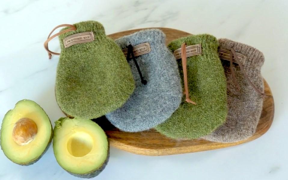 avocado sock