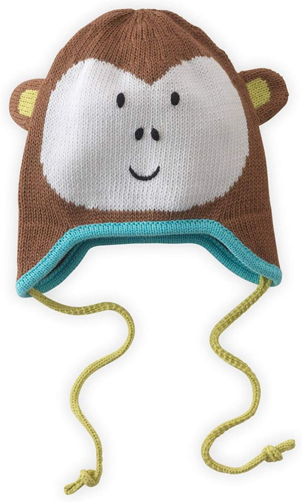 baby ear protection warmers, joobles organic earflaps hat