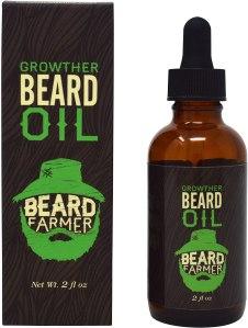 Beard Farmer Growther Beard Growth Oil