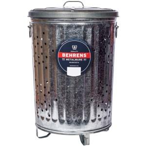 Behrens yard waste can, best compost bins