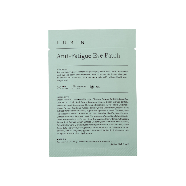 Lumin Anti-Fatigue Eye Patch