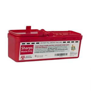 btravel savvy sharps container