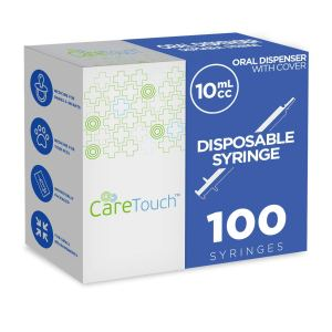 care touch oral dispensing syringes