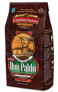 best coffee beans don pablo colombian