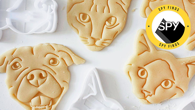 custom pet cookie cutters