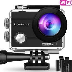 Crosstour sports camera