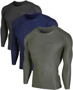 devops cold weather compression shirt