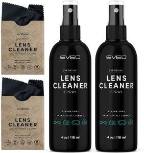 glasses cleaner eveo eyeglass spray