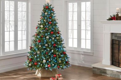 Stop Cleaning Up Pine Needles and Try an Artificial Christmas Tree This Year