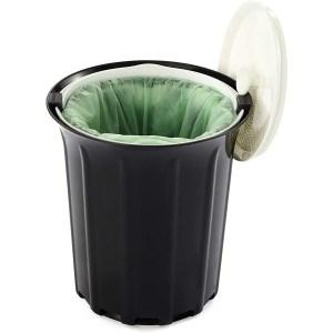 full circle countertop compost bin, best compost bins