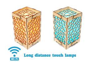 friendship lamps, long distance friendship lamps