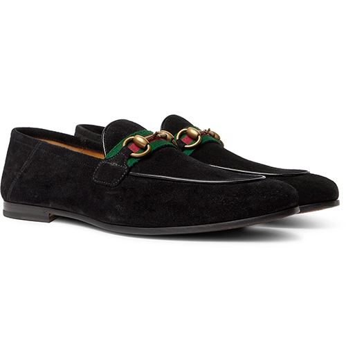 best mens loafers gucci brixton