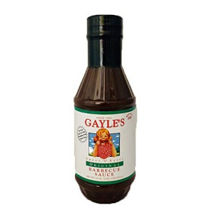 Gayle's Sweet 'N' Sassy Barbecue Sauce