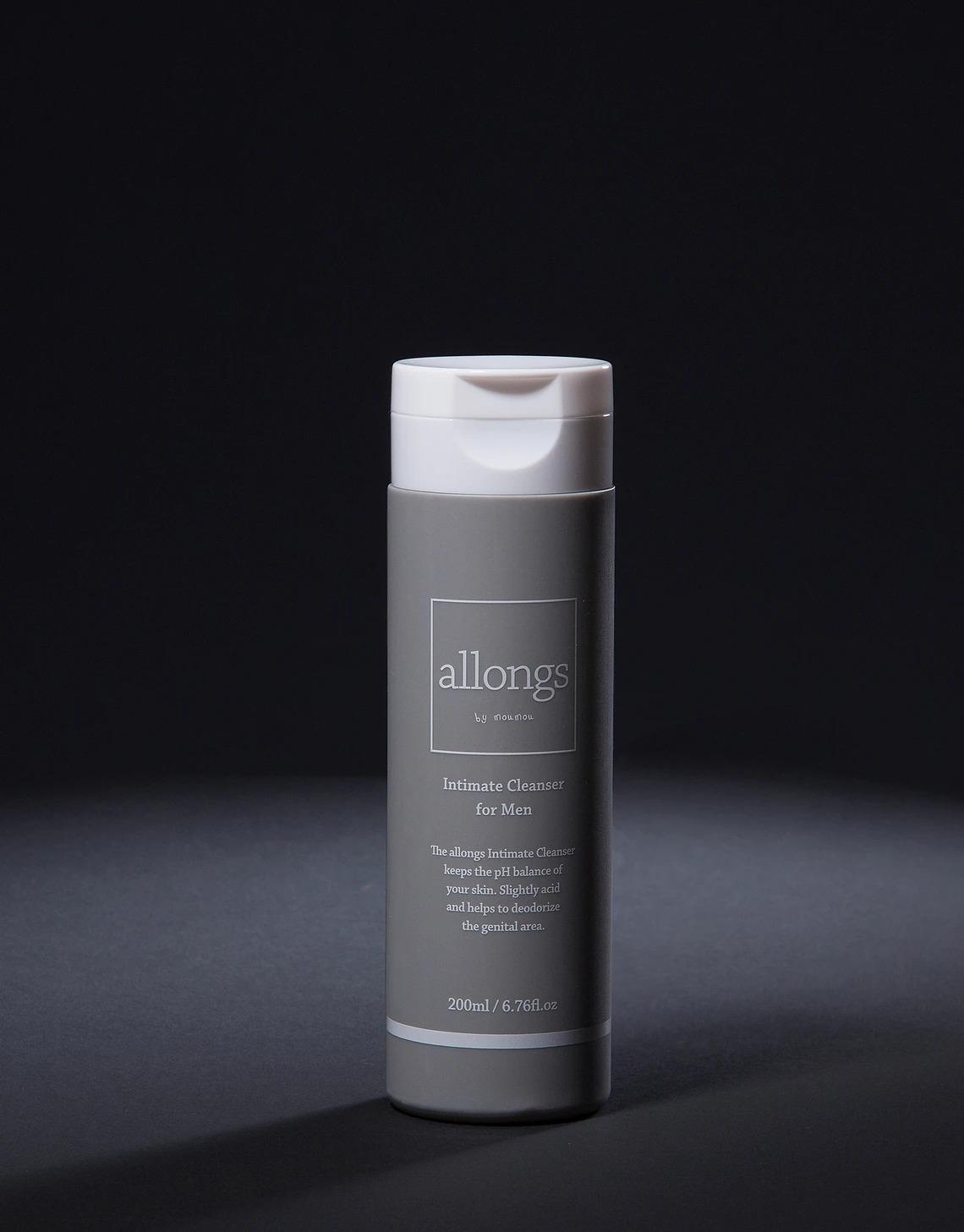 Allongs Intimate Cleanser for Men
