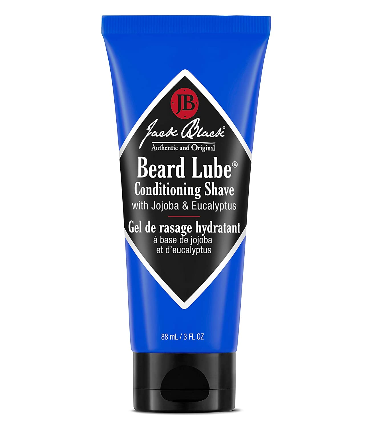 Jack Black beard lube conditioning shave set