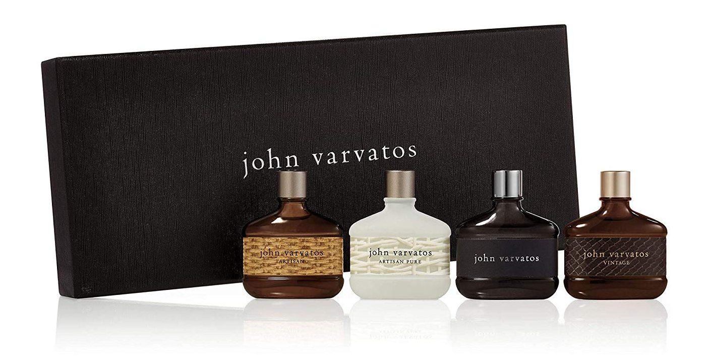 John Varvatos Travel Size Fragrance Set - Best Gifts Under $100