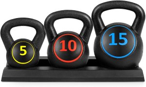 Best Choice Products Kettlebell Set
