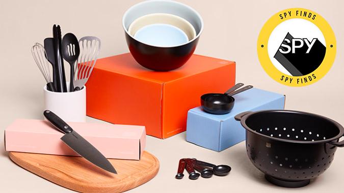 equal parts kitchen set