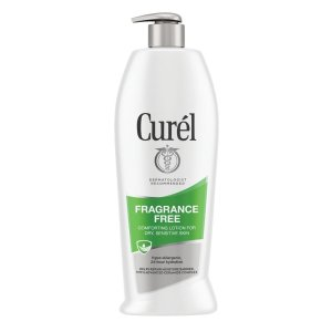 unscented lotion curel