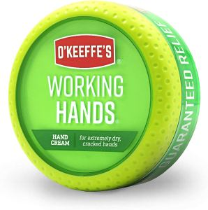 unscented lotion okeeffe's working hands