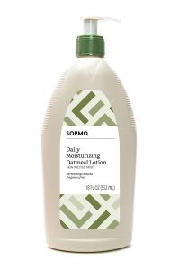 unscented lotion solimo amazon