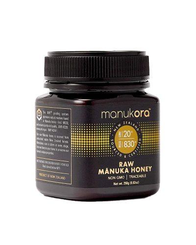 Manukora Raw Mānuka Honey