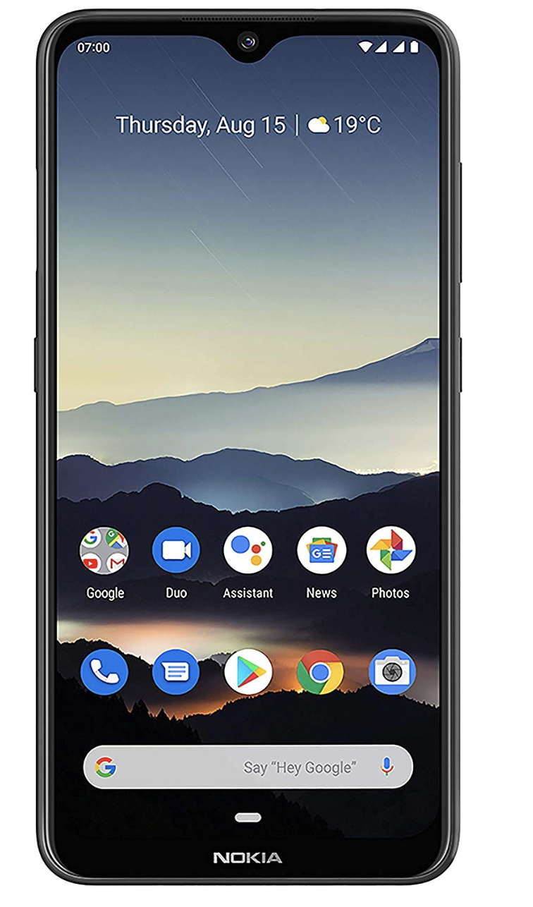 best budget android phones Nokia 7.2