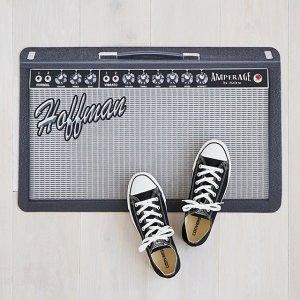 Personalized Amp Doormat