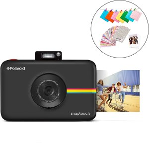 best portable photo printers - polaroid snap touch 2.0