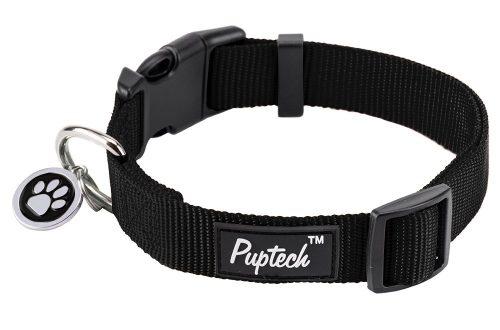 Pupteck Small Nylon Dog Collar