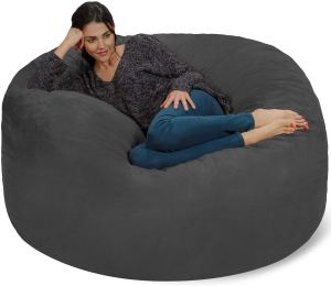 best reading chairs chill sack