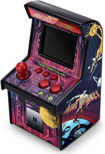 RUIER Retro Mini Arcade Game Desk Toy